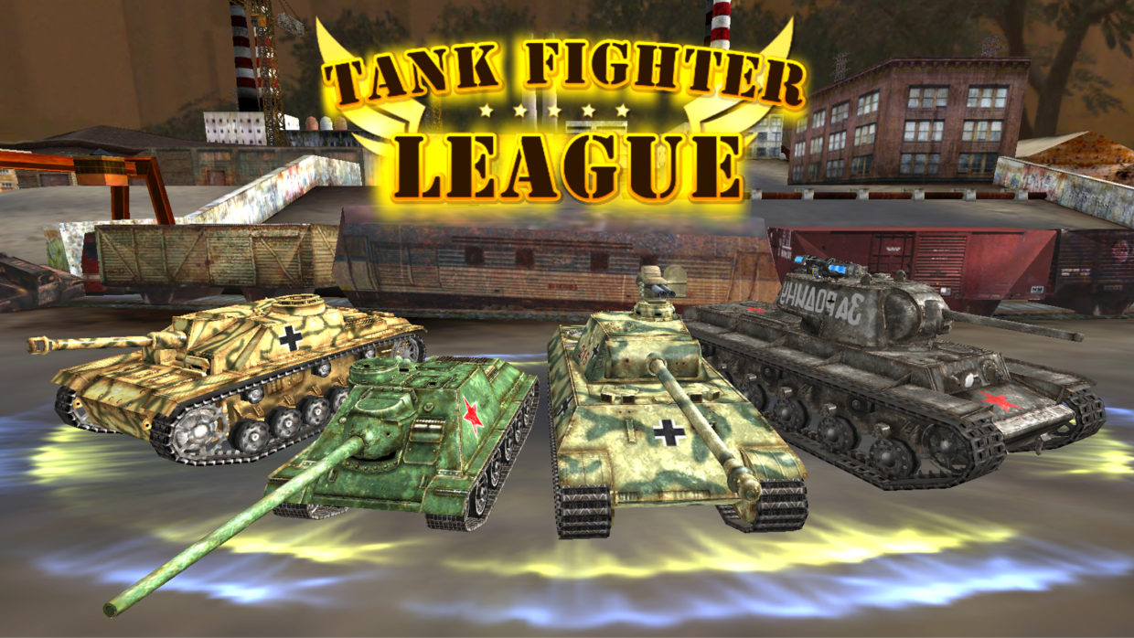 Tank Fight 3d Game